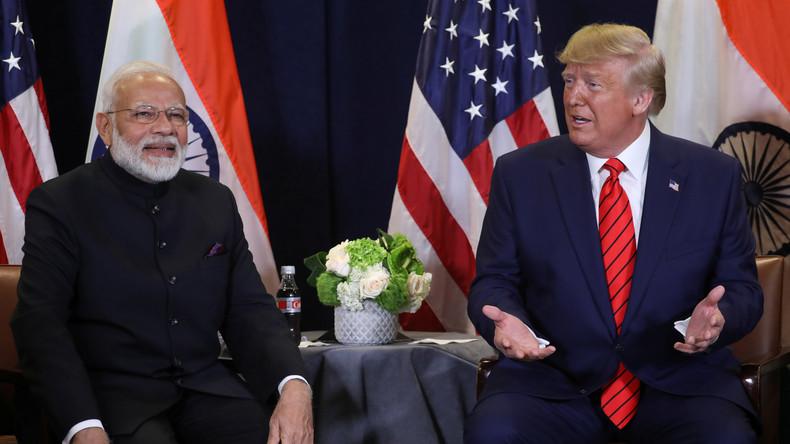 Indische Finanzministerin: Eigener wirtschaftlicher Wohlstand wichtiger als US-Sanktionen