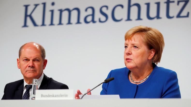 Bundeskabinett fasst Beschlüsse zum Klimapaket: Flüge werden teurer, Reisen mit der Bahn günstiger
