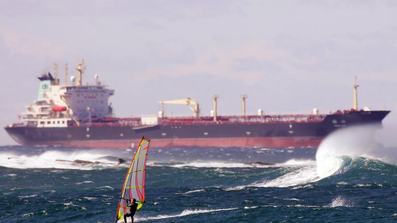 USA warnen China vor Abschalten der Ortung für Schiffe mit iranischem Öl