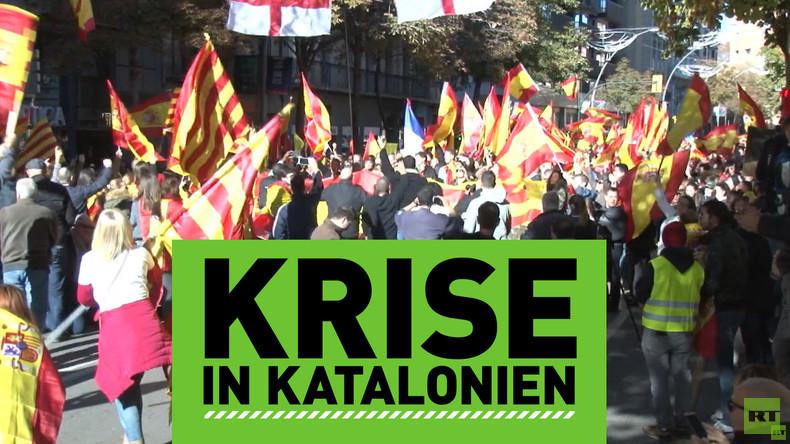 Proteste in Katalonien: Die Vorgeschichte im Überblick