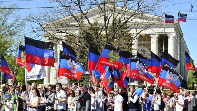 Neue Vorbedingungen für Frieden in der Ost-Ukraine: Kiew will Donbass-Republiken auflösen