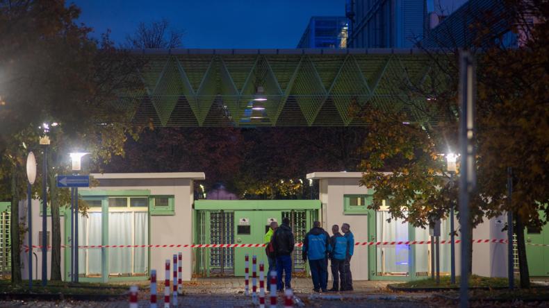 Zwei tote Mitarbeiter in Hermes-Paketzentrum in Sachsen-Anhalt