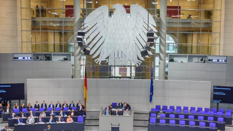 LIVE: 118. Sitzung des Deutschen Bundestages