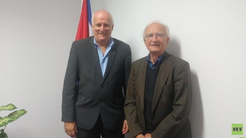 Völkerrechtsbruch: Hamburger Völkerrechtler verurteilt Kuba-Blockade der USA