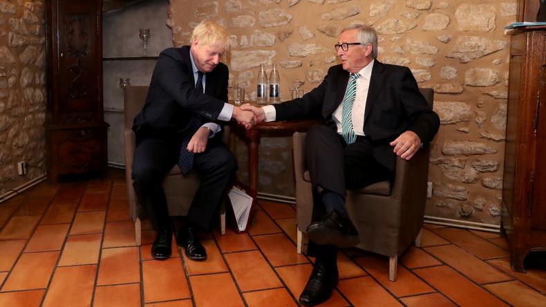 LIVE aus Brüssel: Johnson und Juncker sprechen vor dem EU-Gipfel