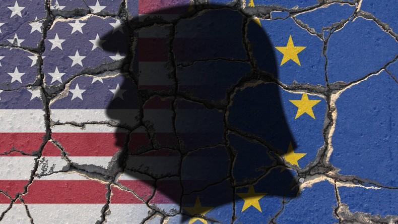 Handelskrieg zwischen EU und USA: Der Kampf ums wirtschaftliche Überleben (Video)