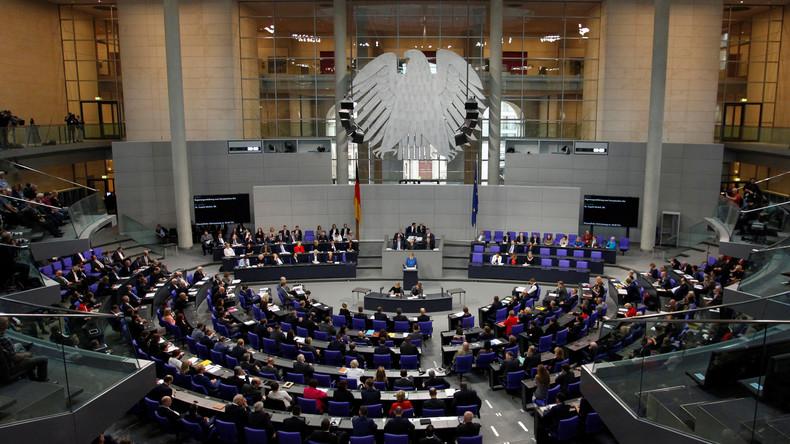 LIVE: 119. Sitzung des Deutschen Bundestages