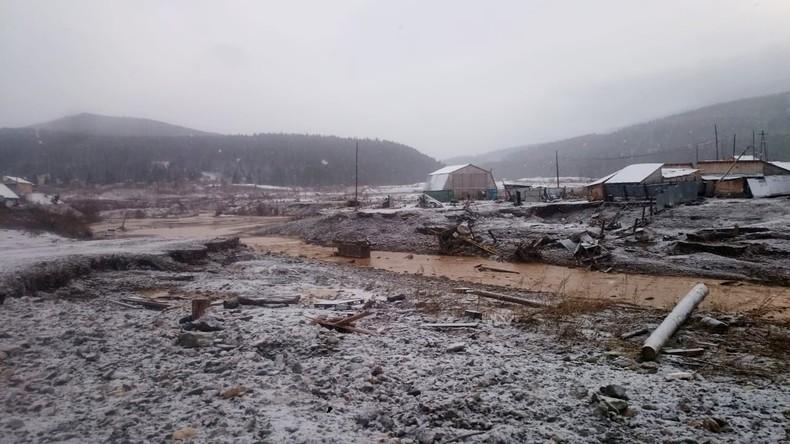 Dammbruch in Russland fordert mindestens 13 Menschenleben