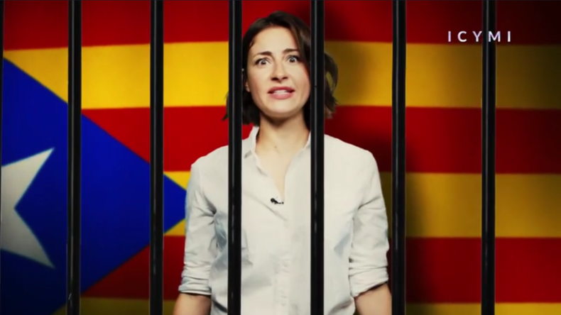Falls ihr es verpasst habt: Das Chaos in Katalonien – kurz erklärt von Polly Boiko