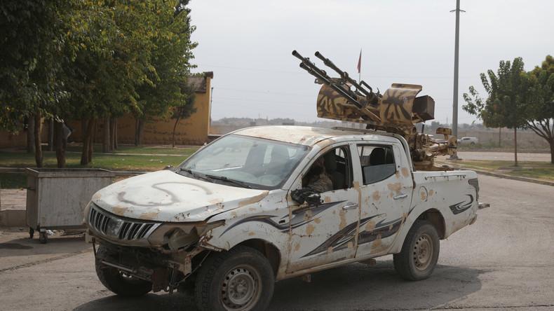 Nordsyrien: Gegenseitige Schuldzuweisungen nach Schüssen und Artilleriefeuer trotz Waffenruhe