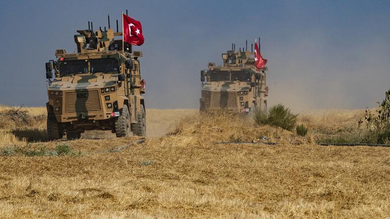 Trotz Waffenruhe in Nordsyrien: Türkisches Militär meldet Opfer in eigenen Reihen