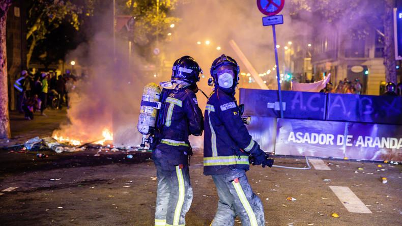 Barcelona erwachtnach einem weiteren Tag der Unruhen – Aufruf an die Zentralregierung zum Dialog
