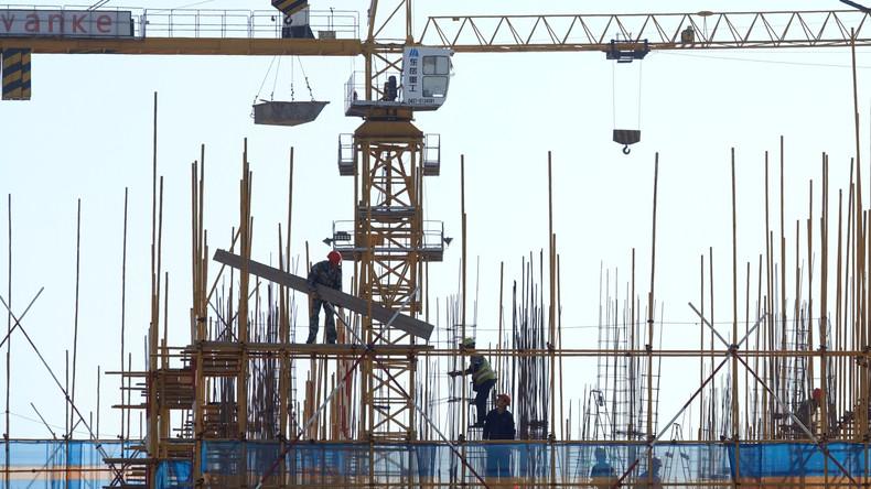 Wegen Handelskrieg mit USA: China verdoppelt Ausgaben für Infrastrukturprojekte