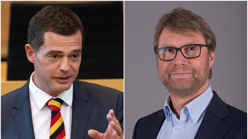 Wahlkampf in Thüringen: Morddrohungen gegen Spitzenkandidaten (Video)