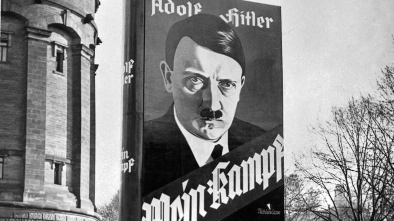 """Neuauflage von """"Mein Kampf"""" in Frankreich – Wie reagieren die Franzosen? (Video)"""