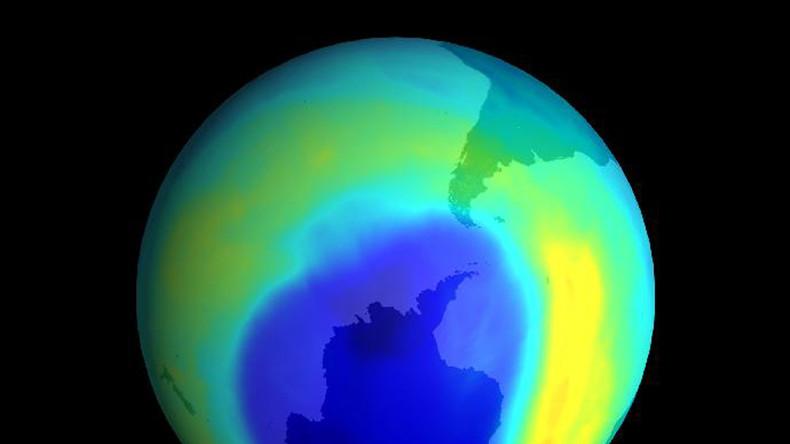 Ozonloch auf geringste Größe seit Entdeckung geschrumpft – aber kein Grund zur Freude
