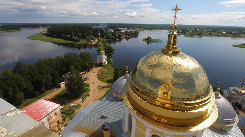 Wie Dschungelcamp, aber mit Sinn: Russischer TV-Sender veranstaltet Reality-Show im Kloster