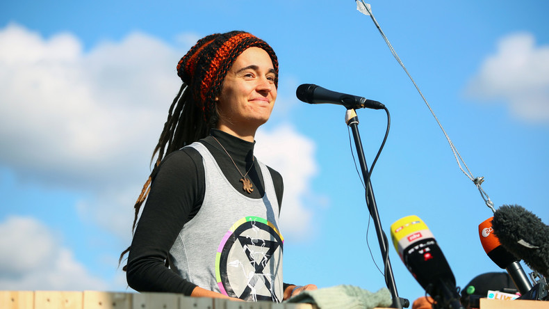 Noch eine Auszeichnung: Carola Rackete erhält österreichischen Menschenrechtspreis