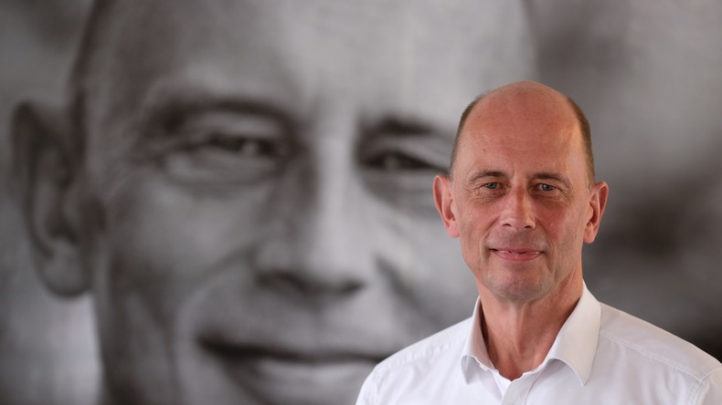 SPD-Spitzenkandidat Wolfgang Tiefensee: AfD in Thüringen die Stirn bieten (Video)