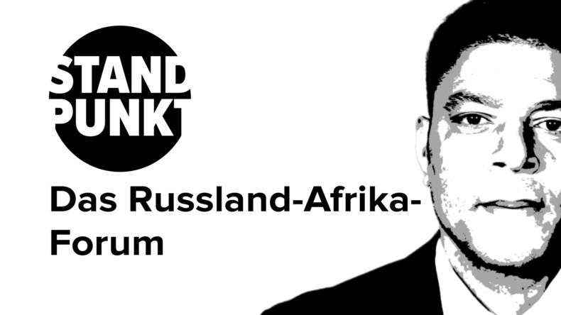 """Washington wird nervös: Putin will jetzt Afrika """"destabilisieren"""" und """"ausbeuten"""" (Video)"""