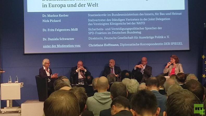 Deutschland in der neuen Weltordnung: Außenpolitische Elite debattiert zukünftigen Weg