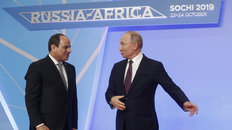 Die Qual der Wahl: USA und Russland bieten sich als Vermittler für Staudammstreit in Afrika an