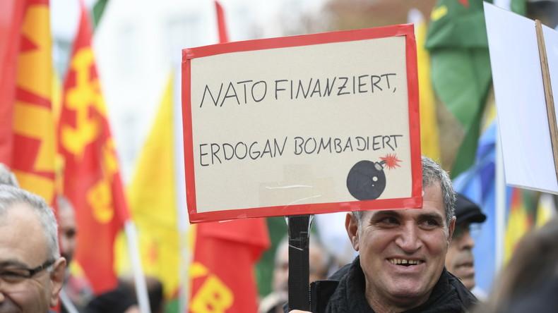 Die zweite Front? Türkisch-kurdischer Konflikt auf deutschen Straßen (Video)