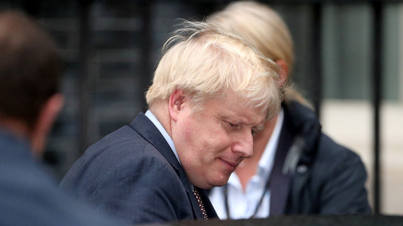 Premierminister Johnson schlägt Neuwahl für 12. Dezember vor