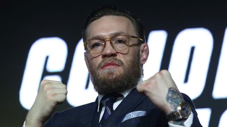 """Ex-MMA-Champion Conor McGregor: """"Nach Dagestan würde ich noch nicht mal zum Sch… fahren"""""""
