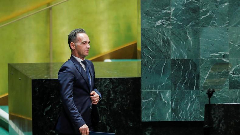 """""""Die Türkei erlaubt keine Belehrungen"""" – Heiko Maas auf schwieriger Mission in Ankara"""