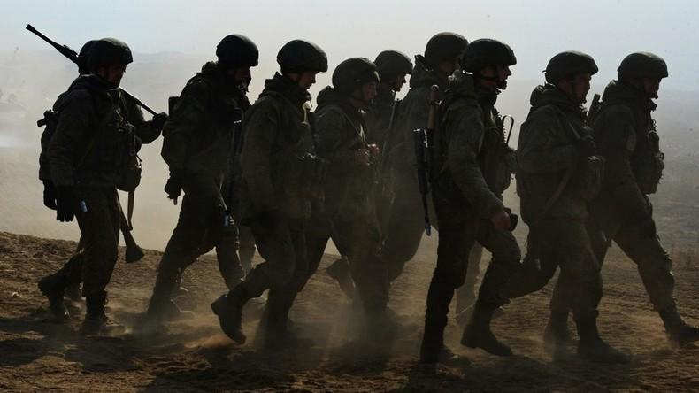 Amoklauf in Russland: Soldat tötet acht Kameraden