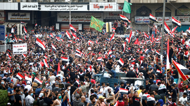 Mindestens 30 Tote und mehr als 2.300 Verletzte bei neuen Protesten im Irak