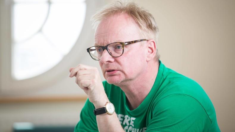 Spiegel: MDR erwägt Trennung von Uwe Steimle
