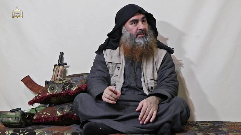 US-Medien: IS-Anführer Al-Bagdadi getötet