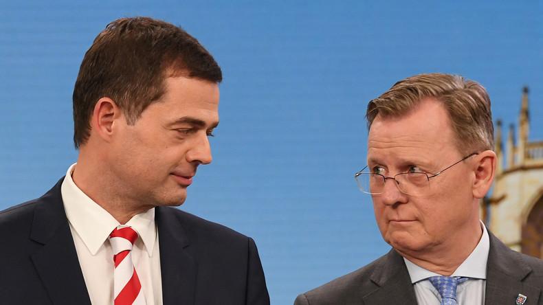 """Thüringer CDU-Vorsitzender Mohring und """"Keine Zusammenarbeit mit der Linken"""": Geschwätz von gestern"""