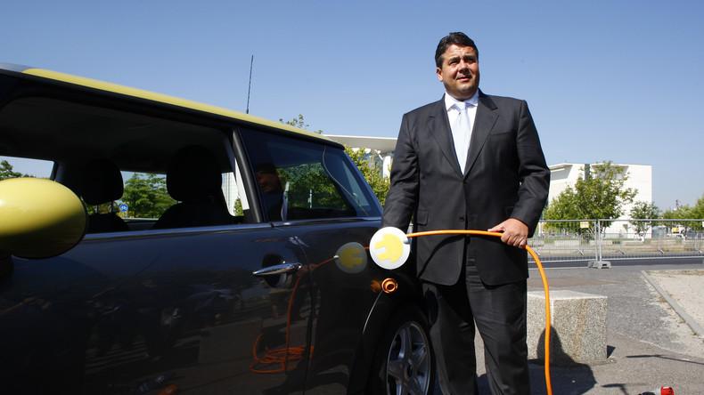 Rent-a-Sozi: SigmarGabrielsoll Cheflobbyist der Autoindustrie werden