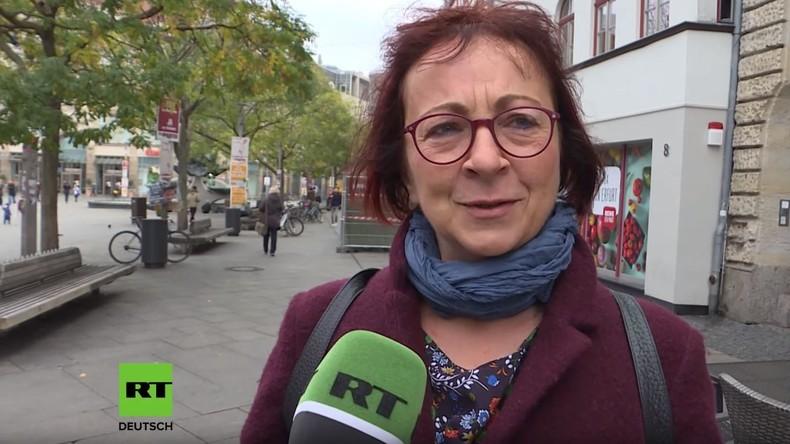 RT-Straßenumfrage zu Thüringen nach der Wahl: Welche Koalition wünschen sich die Wähler?