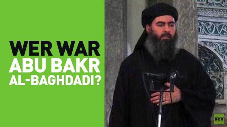"""""""Die sieben Leben"""" des Abu Bakr al-Baghdadi: Wer war der berüchtigte IS-Anführer?"""