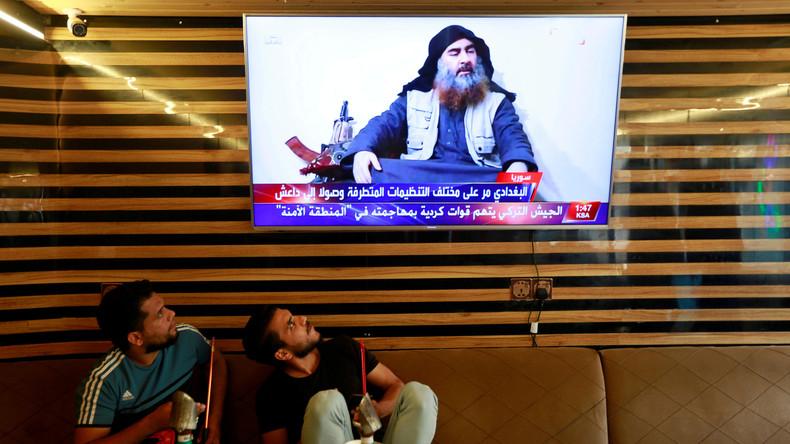 Al-Baghdadi: Mehrfach totgesagter Terrorist soll nun endgültig tot sein (Video)