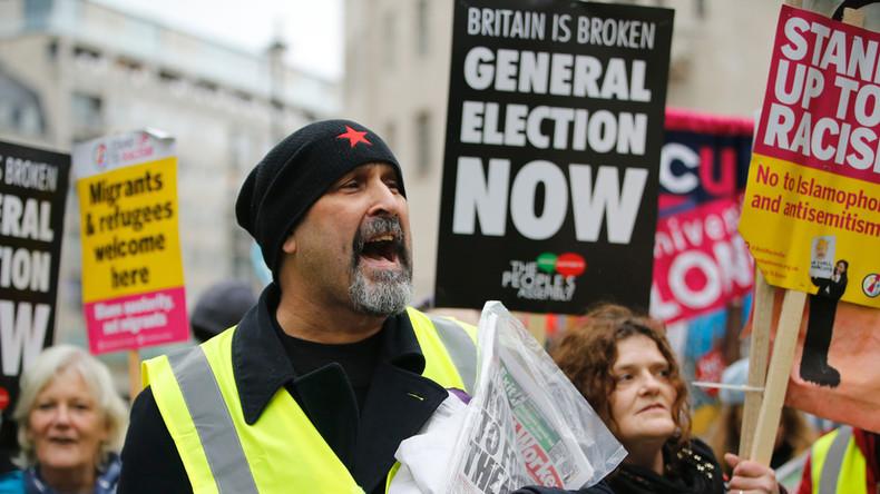 Brexit-Chaos: Britisches Parlament lehnt Regierungsantrag auf Neuwahlen ab