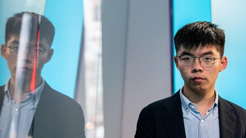 """Wegen """"Unterstützung der Unabhängigkeit Hongkongs"""" - Aktivist Won nicht zu Wahlen zugelassen"""