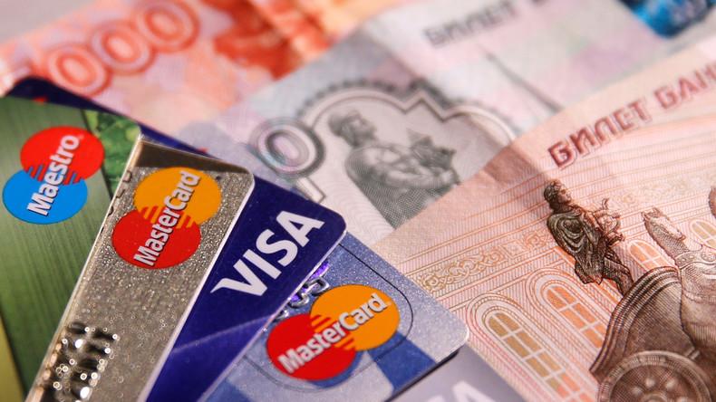 Russland, China und Indien wollen gemeinsame Alternative zum SWIFT-Zahlungssystem einrichten