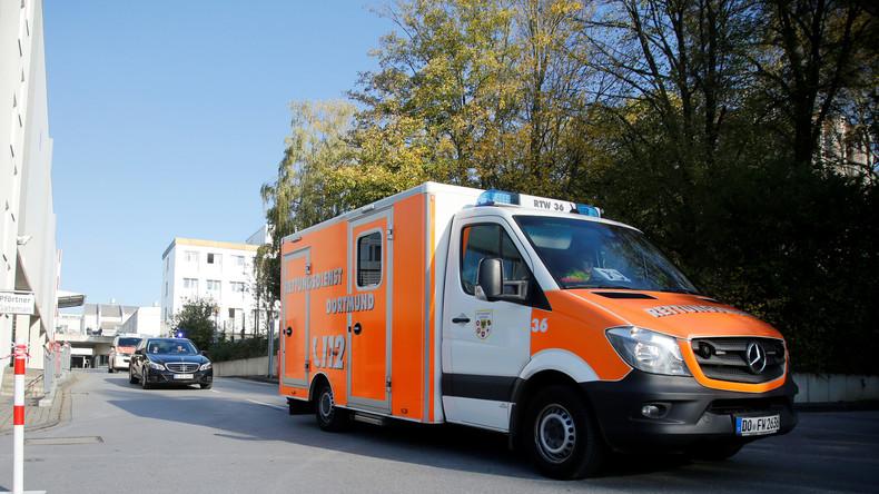 CDU-Wirtschaftsminister Altmaier stürzt bei Digital-Gipfel von der Bühne