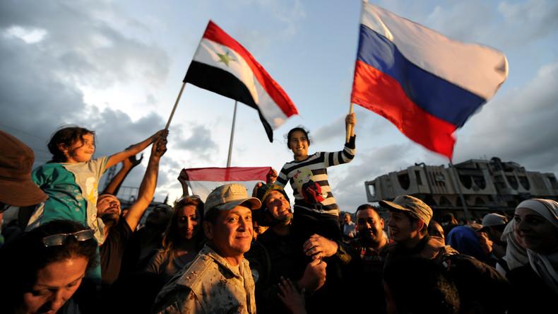 """Totalversagen des """"Wertewestens"""" in Syrien – Wütend-resigniertes Eingeständnis der Macher"""