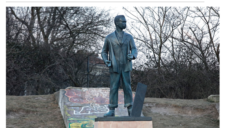 """""""Letzter Held"""" – Künstler errichtet Denkmal für Drogen-Dealer im Görlitzer Park"""