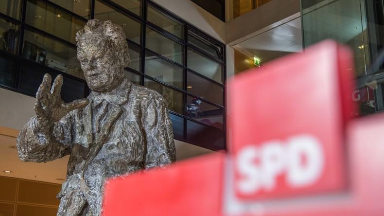 Preis auf Verhandlungsbasis: SPD-Parteizentrale bei eBay zum Verkauf angeboten