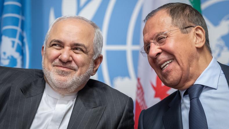 Iran und Russland verurteilen Förderung von syrischem Öl durch die USA