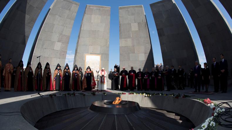 US-Repräsentantenhaus stuft Massaker an Armeniern als Genozid ein - Türkei bestellt Botschafter ein