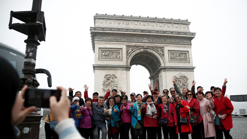 Peking veröffentlicht neue Benimmregeln für Chinesen im In- und Ausland