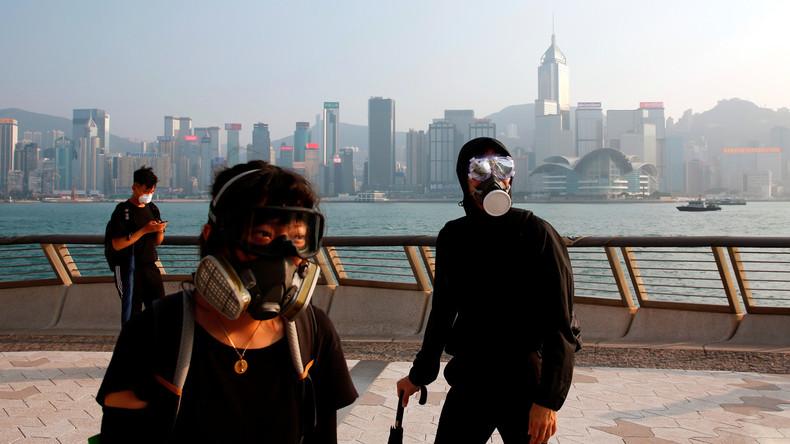 Nutzt Trump die Unruhen in Hongkong als Druckmittel in den Handelsgesprächen mit China?